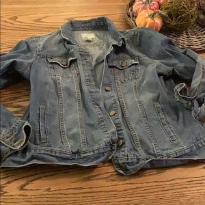 Old Navy xxl denim jacket